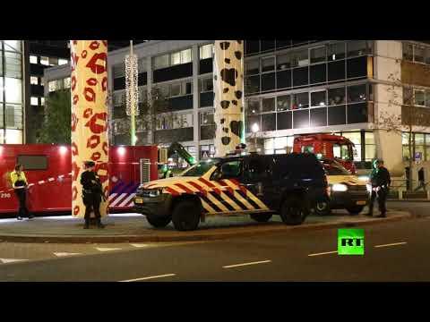 حادث مريب يتسبب في إغلاق مطار هولندي