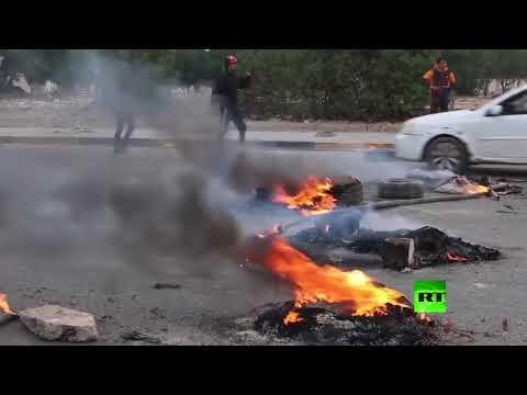 متظاهرون يغلقون الطرقات في بغداد والبصرة