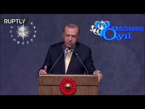 الرئيس التركي يؤكد اعتقالهم زوجة البغدادي وشقيقته وصهره في سورية