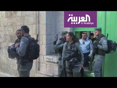 شاهد الاحتلال يضيق الخناق على الفلسطينيين في القدس