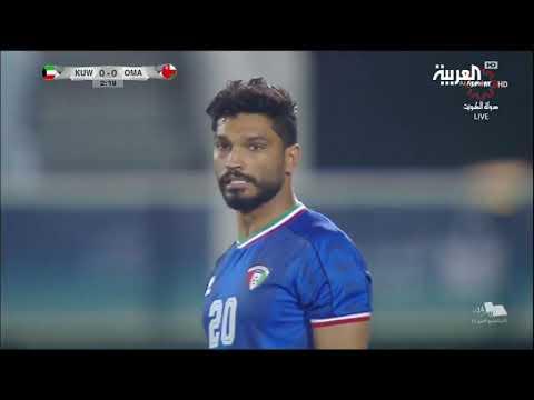 شاهد يوسف ناصر نجم الكويت في كأس الخليج