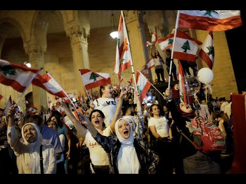 شاهد استعدادات لمشاورات تكليف رئيس جديد للحكومة اللبنانية