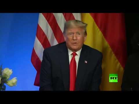دونالد ترامب يصف جاستن ترودو بـ ذي الوجهين
