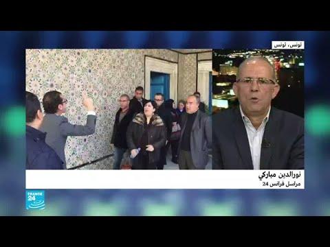 شاهد اعتصام في مجلس النواب التونسي لليوم الثاني يفجّر أزمة سياسية