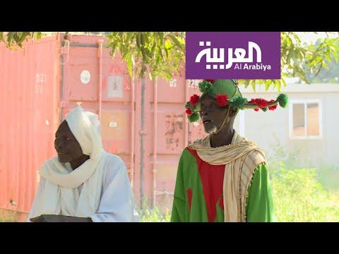 شاهد جبال النوبة في السودان