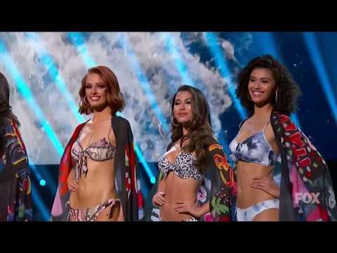 شاهد لقطات جديدة من مسابقة ملكة جمال الكون 2019