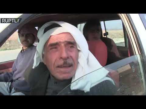 إعادة فتح الطريق الدولي الحسكة  حلب