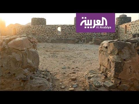 عسفان التاريخية قلعة تحكي تاريخ غرب السعودية
