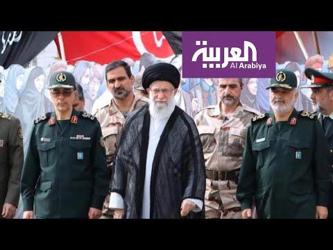 شاهد حقيقة الصراع على السلطة في الحرس الثوري الإيراني