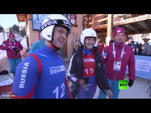 روسيا تنال ذهبية رياضة الزحافات في سويسرا