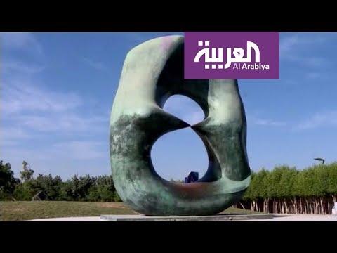 جدة تحتضن أولَ مُتحف مفتوح للمجسمات الفنية المختلفة