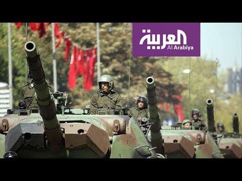 شاهد إخواني مصري هارب يبرر بطريقة مستفزة تدخل تركيا في ليبيا