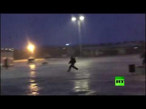 القوات الإسرائيلية تقتحم المسجد الأقصى وتمنع المواطنين من الصلاة