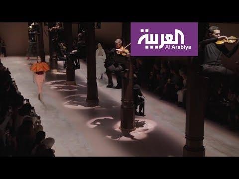 شاهد عرض أزياء جيفنشي لربيع وصيف 2020 للخياطة الرفيعة
