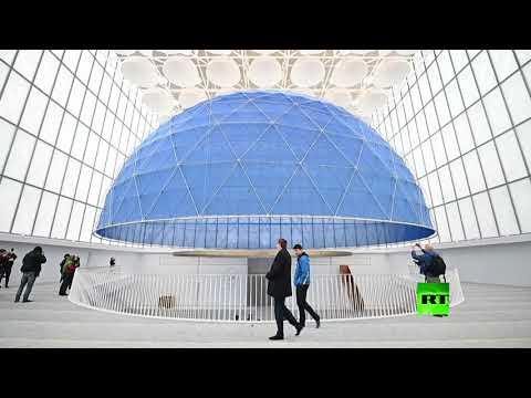 افتتاح أول مسجد في سلوفينيا بمساعدة قطرية