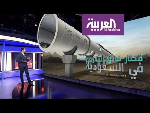 شاهد خطة في السعودية لإنشاء قطار فائق السرعة