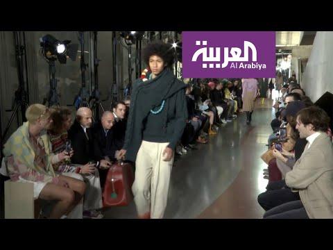 عرض أزياء لنفين الرجالي لخريف وشتاء 2020  2021
