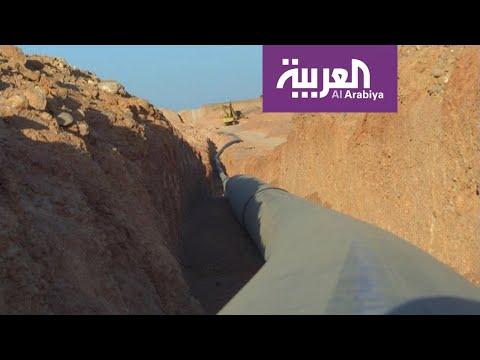مشروع مائي فوري لسكان المهرة اليمنية من البرنامج السعودي لتنمية اليمن