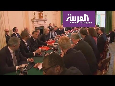 استقالة مفاجئة لوزير المال البريطاني ساجد جاويد