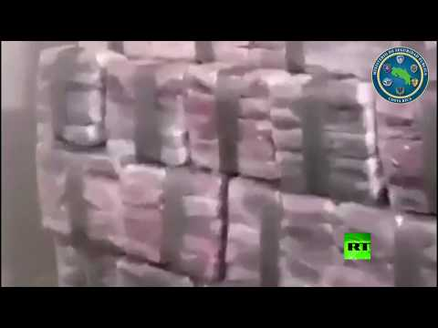 الشرطة في كوستاريكا تُصادر 5 أطنان من الكوكايين موجهّة إلى هولندا