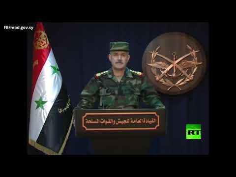 الجيش السوري يُعلن استعادة السيطرة على عشرات البلدات في ريف حلب