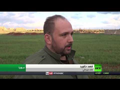 الجيش السوري يتمكن من استعادة قرى في ريفي حلب وإدلب