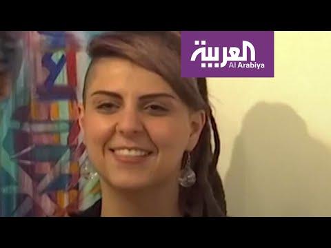 شاهد مدربة رقص أردنية تبدع في تعليم النساء رقصة الدراويش