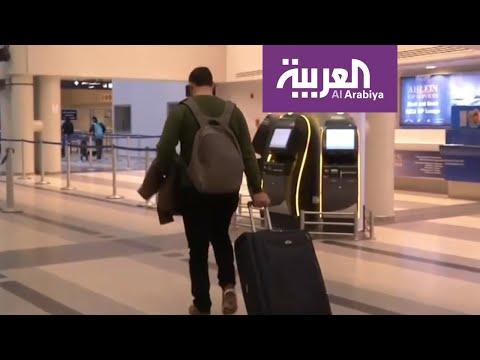 شاهد الأزمة الاقتصادية تدفع اللبنانيين للرحيل والاغتراب