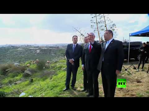 شاهد نتنياهو يعلن بناء آلاف الوحدات الاستيطانية في القدس الشرقية المحتلة