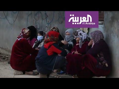 شاهد شبح كورونا يسيطر على شمال سورية