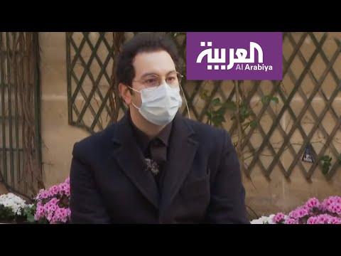 شاهد أطباء سعوديون يعالجون مصابي فيروس كورونا في فرنسا