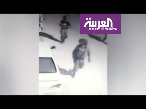 شاهد كاميرات مراقبة تكشف محاولات جنود الاحتلال نقل كورونا