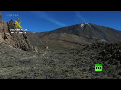شاهد طائرات درون تُلاحق منتهكي الحجر الصحي في إسبانيا