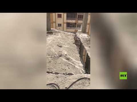 حملة واسعة لإزالة الأببنية المخالفة في مصر تزيد الترقّب