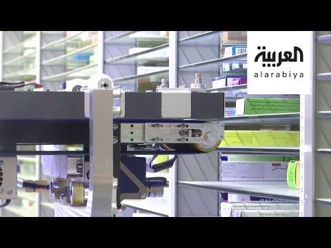 ابتكار صيدلاني آلي في القاهرة للحد من انتشار فيروس كورونا