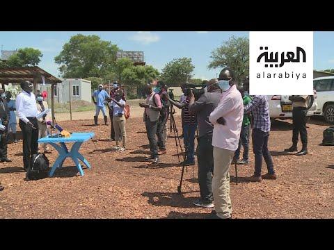 مبادرة إعلامية في جنوب السودان لمكافحة وباء كورونا