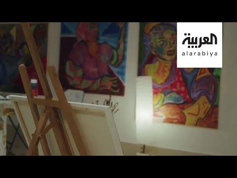 شغف الكويتي دراما خليجية من عالم الفنون التشكيلية