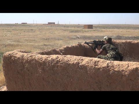 الجيش السوري يؤمن الطرق الرئيسية بين حماة ودير الزور
