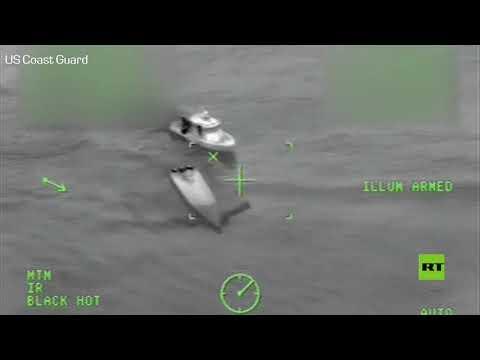 خفر السواحل الأميركي يُطارد مهربي المخدرات في المحيط الهادئ