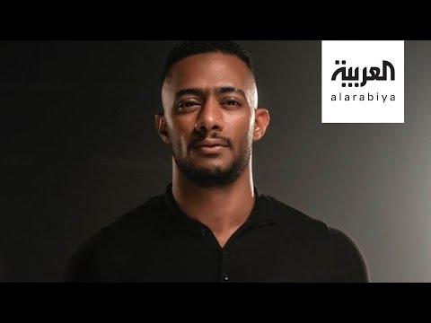 محمد رمضان يتلقى تهنئة من نجم لاكاسا دي بابل