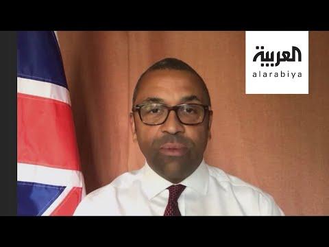 وزير بريطاني يتحدث عن آلية التعاون مع السعودية في الحرب ضد كورونا