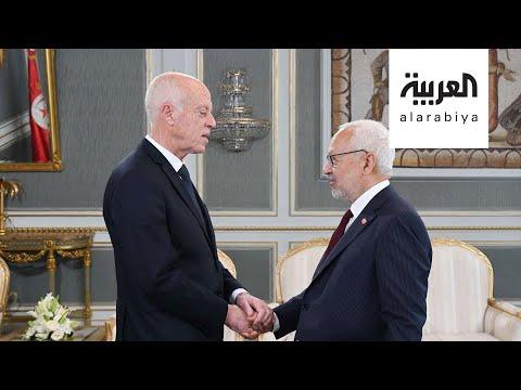 قيس سعيد يوجه رسالة حازمة لـراشد الغنوشي ويؤكد أن لتونس رئيس واحد