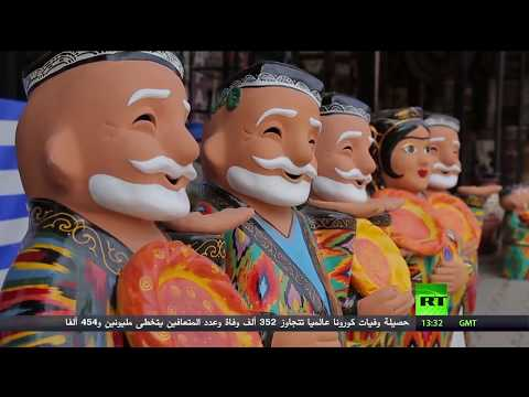 صناعة الفخار في أوزبكستان تنتظر عودة السياح من جديد