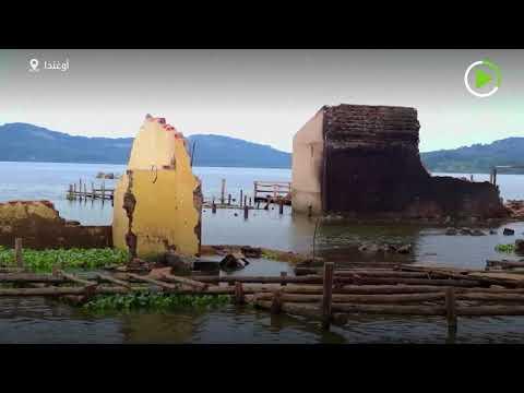 فيضانات هائلة تجرف منازل المئات في أوغندا