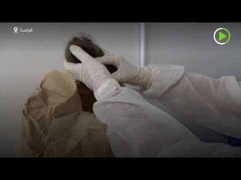 مصففو الشعر في فرنسا يستعملون شعر الإنسان لتنظيف البيئة