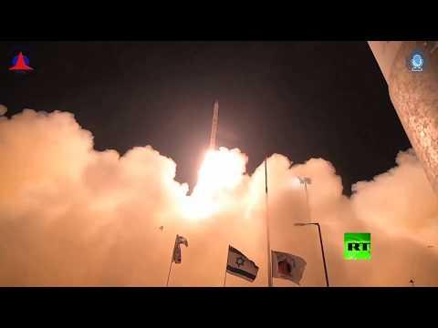 إسرائيل تطلق قمرًا صناعيًا استطلاعيًا جديدًا