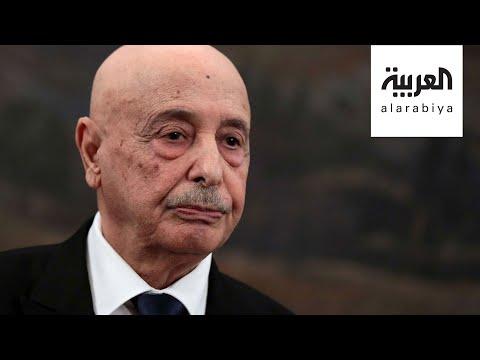 رئيس البرلمان الليبي يؤكد أن إعلان القاهرة الحل للأزمة الليبية
