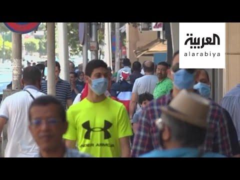 شاهد القاهرة تتحضر للعيد رغم كورونا