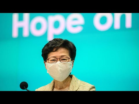 شاهد سلطات هونغ كونغ تُعلن تأجيل الانتخابات التشريعية بسبب كورونا