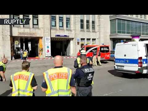 هجوم يستهدف مركزًا تجاريًا في برلين وإصابة 12 شخصًا